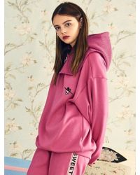 VVV - [unisex] Pink Icon Sweatshirt - Lyst