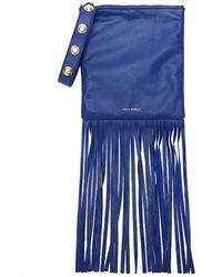 Biker Starlet - Estella Mini Cobalt Blue - Lyst