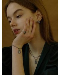 FLOWOOM - Rose Frame Bracelet - Lyst