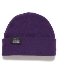 13Month - [unisex]vivid Watch Cap Purple - Lyst