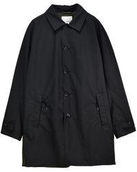 Nanamica - Soutien Collar Coat - Lyst