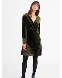 Petite Studio - Florence Velvet Dress - Lyst