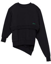 Fleamadonna - Unbalanced Sleeve Sweatshirt - Lyst