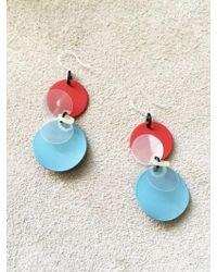 W Concept - Castanet Earrings - Lyst