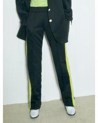 Baby Centaur - Baby Color Line Track Pants Black - Lyst
