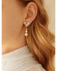 Matias - Flowery Earring - Lyst