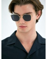 COLLABOTORY - [unisex] Baame9003m Wednesday Gold Black Lens - Lyst