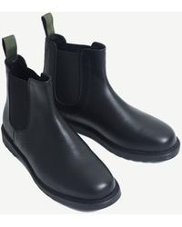 W Concept - Chelsea Boots Black - Lyst
