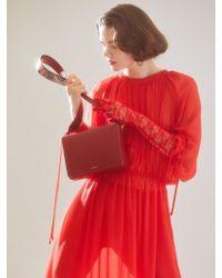 MUTEMUSE - Amuse Bag Red - Lyst