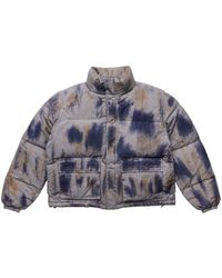 Used Future - Washed Puffer Grey - Lyst
