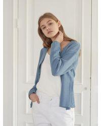 NILBY P - Spring Cardigan Jacket [bl] - Lyst