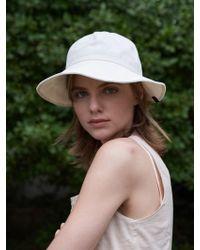 W Concept - Marmande Hat_3color - Lyst