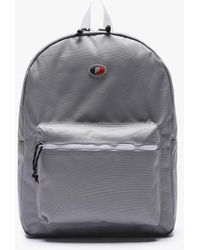 W Concept - P Icon Cordura Day Pack Grey - Lyst