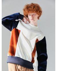 BONNIE&BLANCHE - Warm Velvet Sweatshirt - Lyst