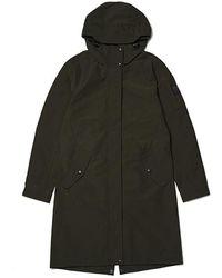 Penfield - Woman Lockwood Long Jacket Fj4wj04f - Lyst