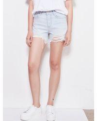 Blank - Summer Shorts Bl - Lyst