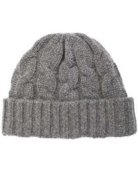 MADGOAT - [unisex] Chunky Cashmere Beanie_gray - Lyst