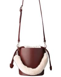 among - A Two Strap Bag - Lyst