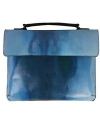 ULKIN - X Unidentified Upcycling Mini Trunk Bag_cam - Lyst
