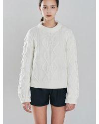 Blanc & Eclare - Joan Sweater_1727iv - Lyst