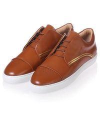 Gram | Men 430g Cognac Leather | Lyst