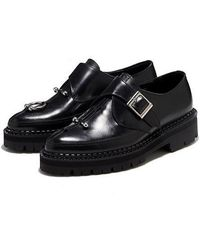 DEMIHAND - [unisex] Pierce Single Monk Strap - Lyst