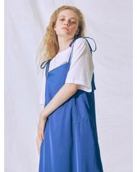 MIGNONNEUF - Club Robe Busiter Blue - Lyst