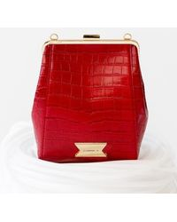 COMME.R - Opera Bag_red - Lyst