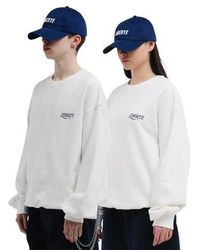 CHANCECHANCE - [unisex] Basic Sweatshirt - Lyst