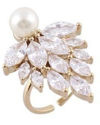 NOONOO FINGERS - Wing Ring - Lyst