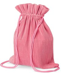 Weekday - Pleat Bag - Lyst