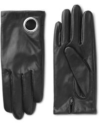 Weekday - Mercury Leather Gloves - Lyst