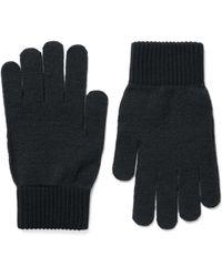 Weekday - Uni Knit Gloves - Lyst