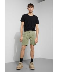 Weekday - Lucas Corduroy Shorts - Lyst