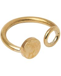 Whistles - Made Disc And Circle Ring - Lyst