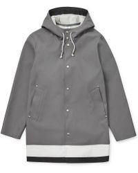 Whistles - Stutterheim Raincoat - Lyst