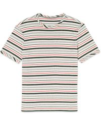 Whistles - Ultra-soft Striped T-shirt - Lyst
