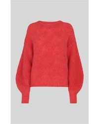 Whistles - Sophia Mohair Sweater - Lyst