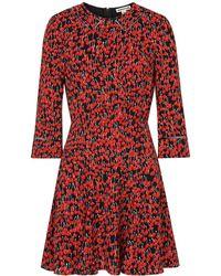 Whistles - Anjelica Cherry Print Dress - Lyst