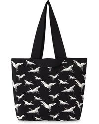 Whistles - Crane Knitted Bag - Lyst