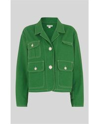 Whistles - Utility Casual Jacket - Lyst