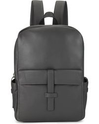 Whistles - Leather Backpack - Lyst