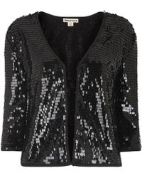 Whistles - Sequin Jacket - Lyst