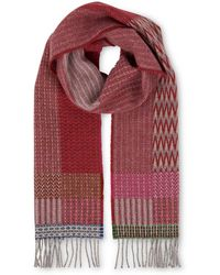 Whistles   Wallace And Sewell Duo Scarf   Lyst