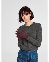 White + Warren - Cashmere Glove - Lyst