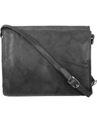 Wilsons Leather - Flap-over Leather Organizer - Lyst