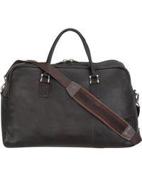 Wilsons Leather - Vacqueta Leather Duffel - Lyst