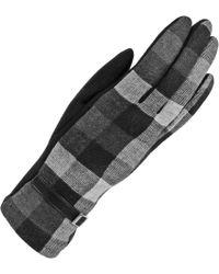 Wilsons Leather - Sylvia Alexander Plaid Stretch Glove - Lyst