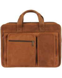 Wilsons Leather - Vintage Triple Gusset Leather Brief - Lyst