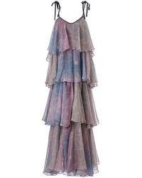 Supersweet x Moumi - Rodanthe Dress Pearldrop - Lyst